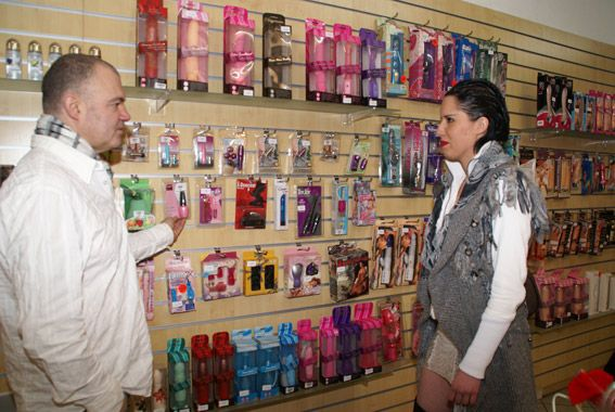 Film Le sex shop de province