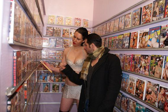 Film Le sex shop de province
